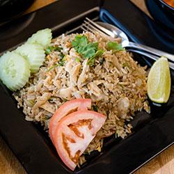 Thai fried rice thumbnail