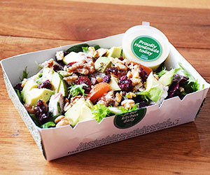 Chicken and cranberry salad thumbnail