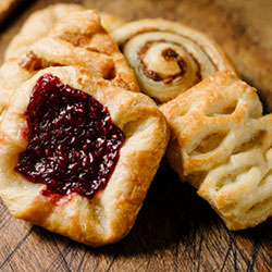 Danish and pastry platter thumbnail