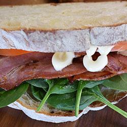 Breakfast sandwiches thumbnail
