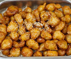 Honey chicken thumbnail