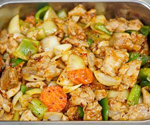 Thai style chilli chicken thumbnail