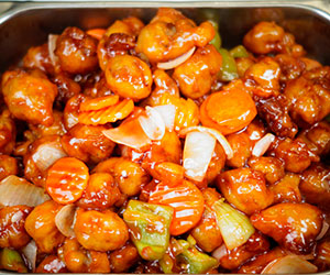 Sweet and sour pork thumbnail