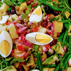 Classic nicoise salad thumbnail