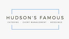 Hudson's Famous logo