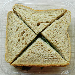Triangle point sandwich thumbnail