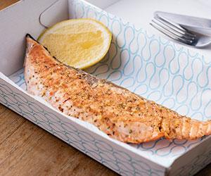 Grilled salmon thumbnail