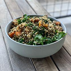 Mixed grain salad thumbnail