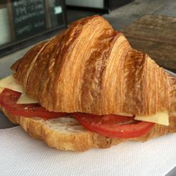 Savoury croissant - regular thumbnail