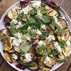 Roasted seasonal vegetables thumbnail