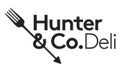 Hunter & Co Deli logo