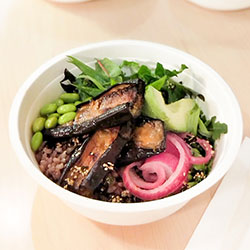 Eggplant salad thumbnail