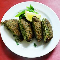 Hara Bhara Kebab - serves 2 to 3 thumbnail