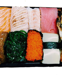 Sushi premium lunch box thumbnail