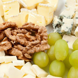 Cheese, fruit and nuts platter thumbnail