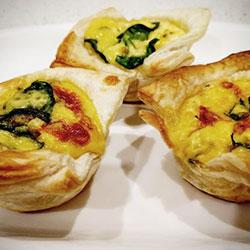 Puff pastry breakfast tarts thumbnail