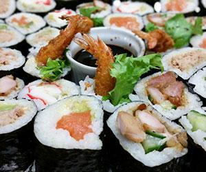 Nori Sushi roll thumbnail