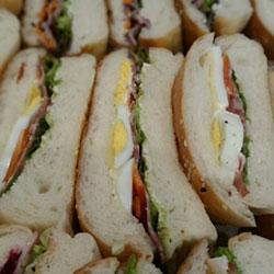 Turkish roll platter - serves 6 to 8 thumbnail