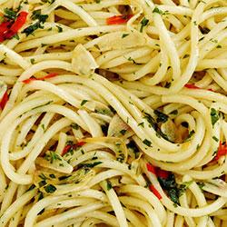 Spaghetti aglio thumbnail