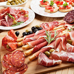 Cured meat platter thumbnail