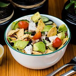 Hola mexico salad thumbnail