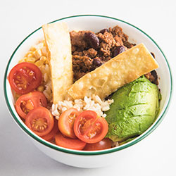 Mexican beef bowl thumbnail