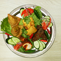 Vegetarian finger food package thumbnail