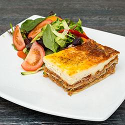 Lasagne and salad package thumbnail