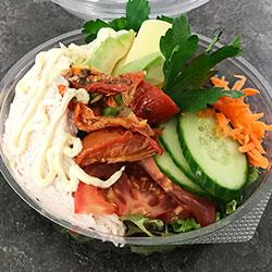 Thai chicken salad thumbnail