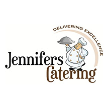 Jennifers Catering logo