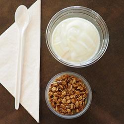 Yoghurt and muesli pot - 100ml thumbnail
