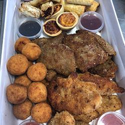 Gourmet savoury platter thumbnail