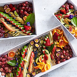Premium fresh fruit platter thumbnail