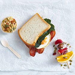 Gluten free breakfast thumbnail
