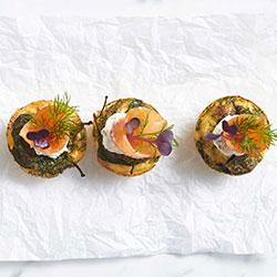Herbed frittata - mini thumbnail