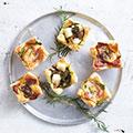 Breakfast tart - mini thumbnail