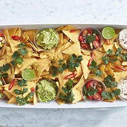 Mexican fiesta platter thumbnail