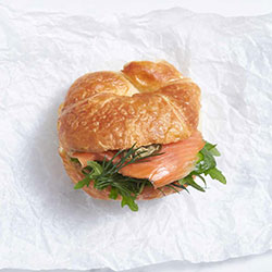 Premium French croissant - mini thumbnail