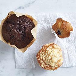 Freshly baked muffin thumbnail