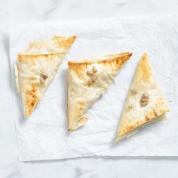 Filo pastry triangle thumbnail