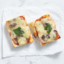 Pizza bites thumbnail
