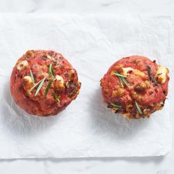 Homemade savoury muffins thumbnail