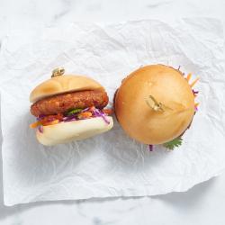 Gluten free brioche sliders thumbnail