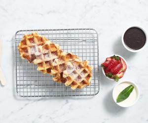 Crepes, waffles, pancakes station thumbnail