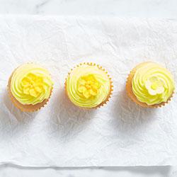 Daffodil Day cupcakes thumbnail