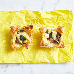 Breakfast tart - mini thumbnail