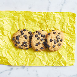 Chocolate chip cookie thumbnail