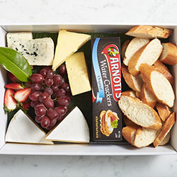 Everyday cheese platter thumbnail