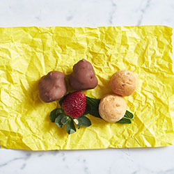 Chocolate profiterole thumbnail