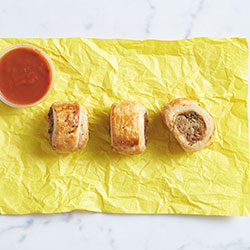 Pork and fennel gourmet sausage roll thumbnail